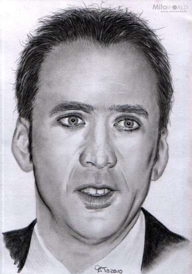 Nicolas Cage por Mito